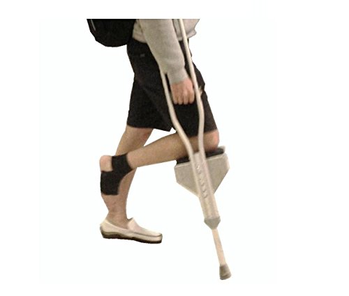 Freedom Crutch Padded Knee Rest Attaches To Standard