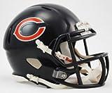 NFL Chicago Bears Revolution Speed Mini Helmet