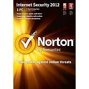 Norton Internet Security 2012 1PC