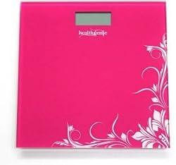 Healthgenie Digital Weighing Scale HD-221, Pink
