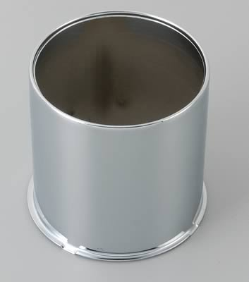 Cragar 29072-1: Center Cap, Steel, Chrome Plated, Push-Through, Open End, Each (Cragar)