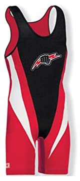 Brute 012357 V Panel Custom Sewn Wrestling Singlet (Call 1-800-234-2775 to order)