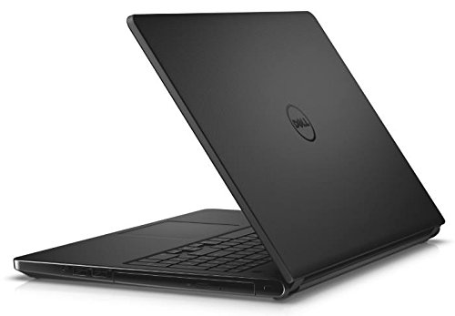 Newest Dell Inspiron 15 5558 15.6 inch LED Backlit Display, 5th Gen Core i3-5005U Processor, 4GB Memory, 500GB Hard Drive, Windows 8.1, Black (Certified Refurbished)