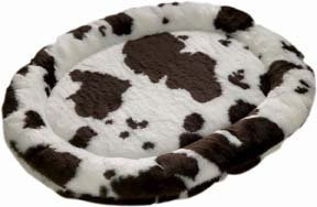 West Paw Design C82 19 in. x 15 in. Zoo Rest Oval Dog Bed