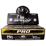 Dunlop Pro High Altitude - Green Dot (One dozen) Squash Balls