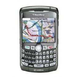 Blackberry Curve 8310 Unlocked GSM Smartphone - Built-In GPS, Voice Dialing, Media Player, QWERTY Keyboard, Gray