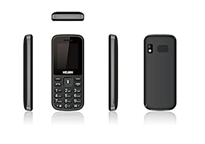 Melbon Dude 02-Black Dual Sim GSM with Multimedia Camera Mobile Phone