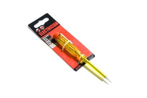 Worldwide Tools Blade Mains Tester Screwdriver 2.1/2