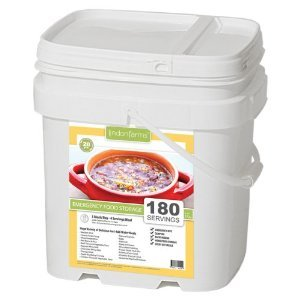 Lindon Farms 180 Serving Breakfast, Lunch dinner Emergency Long Term Food Storage... by Lindon Farms