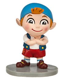 Disney Jr. Jake and the Neverland Pirates 2 inch Cubby Action Figure PVC Figurine