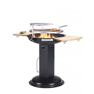 Bentley Deluxe Large Charcoal BBQ Ideal for Dining outdoors!