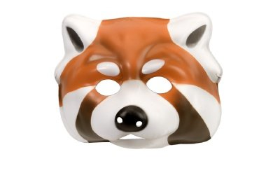 Super Comfort Foam Red Panda Mask - 1