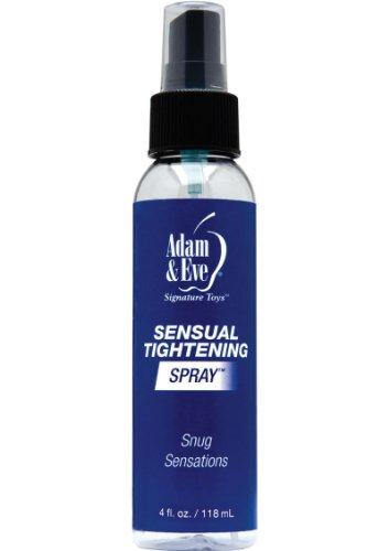 Adam & Eve Sensual Tightening Spray Skin Moisturizer Pleasure Enhancer Lube 4oz (Adam And Eve Bullet compare prices)