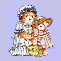 Cherished Teddies 1999 Charissa Ashylynn 601578