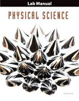 Physical Science Student Lab Manual - 5th Edition (Bju Press 5th compare prices)