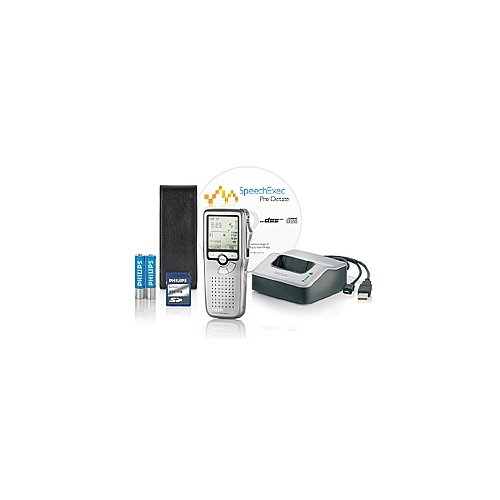 Philips Lfh9500-Sr Digital Pocket Memo With Speech Exec Pro Dictation And Speech Recognition Module