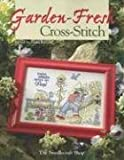 img - for Garden Fresh Cross Stitch book / textbook / text book