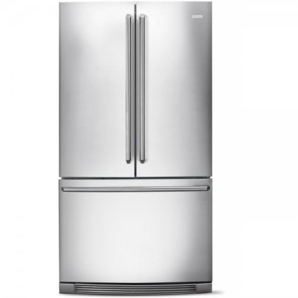Electrolux EI23BC80K Counter-Depth French Door Refrigerator with Perfect Temp® D, Stainless Steel