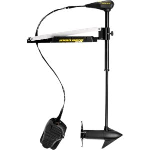 "MinnKota Edge 55 Bowmount Hand Control Trolling Motor with Latch and Door Bracket (55lbs thrust, 52"" Shaft)"