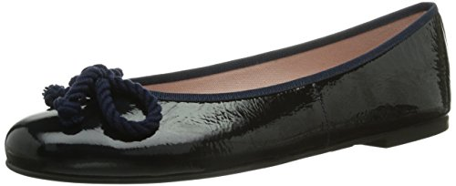 Pretty Ballerinas, Ballerine Donna, Blu (Blau (Blue)), 36 (4 uk)