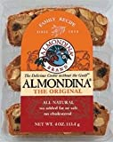 Almondina Original Biscuit, 4 Ounce -- 12 per case.
