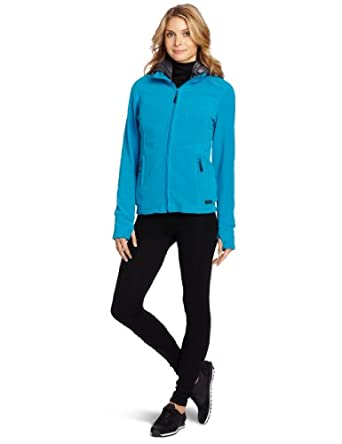 (疯抢)卡尔文Calvin Klein Performance Women's Fleece 三合一保暖外套 $44.98