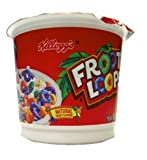 Kelloggs Froot Loops in a cup 42g