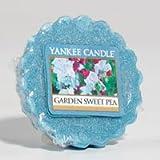 Yankee Candle Wax Potpourri Tart Garden Sweet Pea