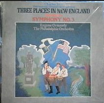 Charles Ives/Three Places In New England; Roy Harris/Symphony No. 3/Eugene Ormandy The Philadelphia Orchestra (Roy Harris Symphony 3 compare prices)