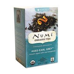 NUM10170 - Organic Teas and Teasans