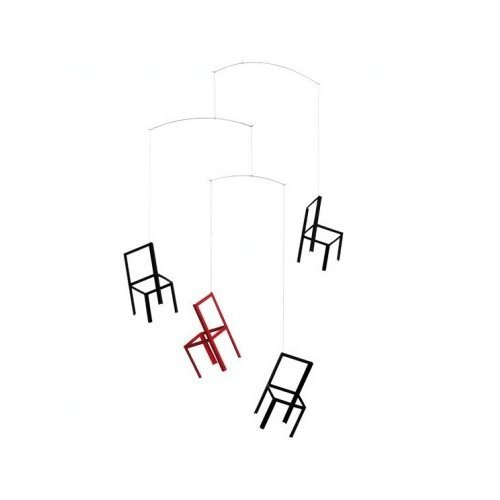 Flensted Flying Chairs Mobile
