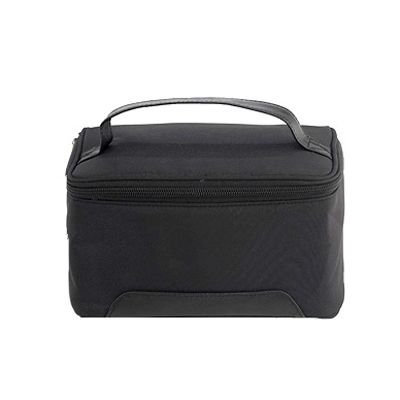 Danielle Blacktie Beauty Bags Classic Train Case with Inner Pockets Model No. D8003