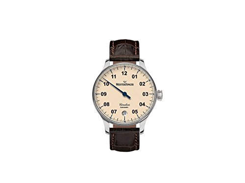 Meistersinger reloj hombre Circularis automática CC903