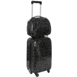 Golddigga Weekend Suitcase Set 20in & Vanity 20in/51cm