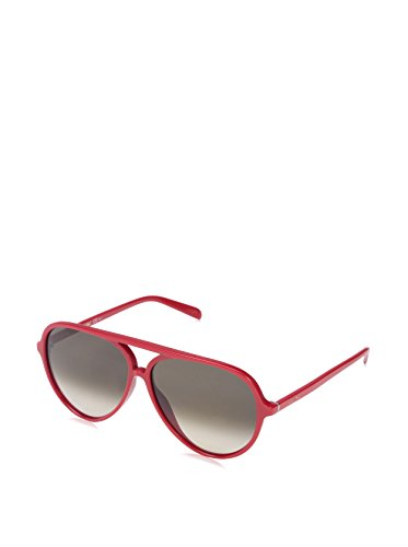 Céline Women's CL41069 Sunglasses, Solid Red