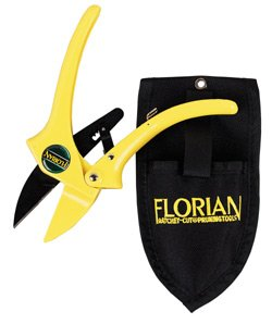 Florian Tools RP-701 Ratchet Pruner with Holster