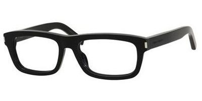 Yves Saint Laurent Yves Saint Laurent Yves 1 Eyeglasses-0807 Black-52mm