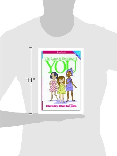 Book The Care and Keeping of You: The Body Book for Younger Girls, Revised Edition by American Girl