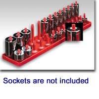 "6 Pc. Hansen Socket Tray Organizer Set 1/4"",3/8"",1/2"""