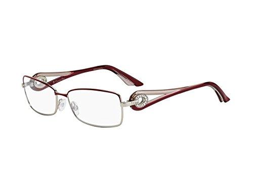 b5da831c5a8f4d DIOR Monture lunettes de vue 3754 STRASS 0O71 Rose cyclamen et Doré 55MM    - fr-shop