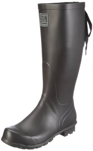 Viking RUBY Boots Women black Schwarz/black Size: 7 (41 EU)