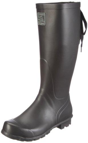 Viking RUBY Boots Women black Schwarz/black Size: 7 (41 EU)