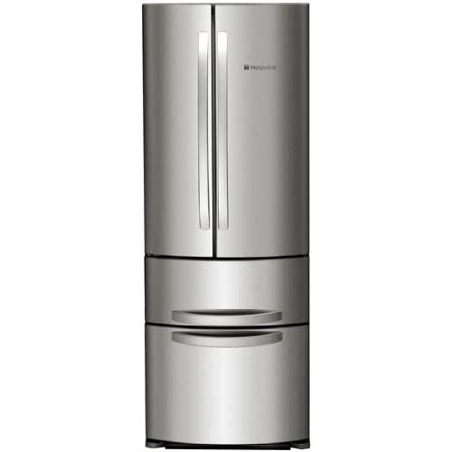 American Style Fridge Freezer Stainless Steel (FF4DX_SS)
