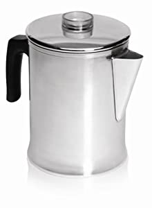 Imusa Aluminum Coffee Percolator