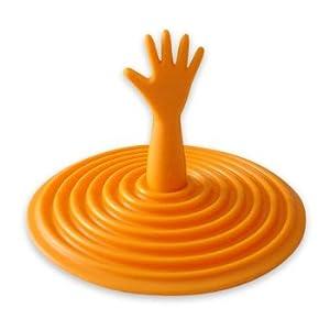 Help! Drain Stopper, Orange