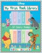 Pooh First Library (My First Library)