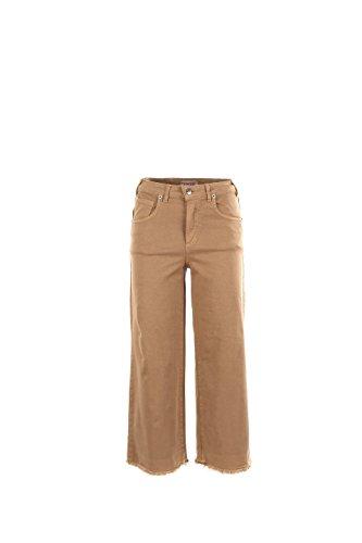 Pantalone Donna Kontatto L Cammello Tt4003 Autunno Inverno 2016/17