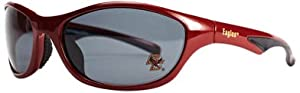 Buy NCAA Boston College Eagles Collegiate Polarized Sunglasses, Full Rim, Burgundy by CA Accessories