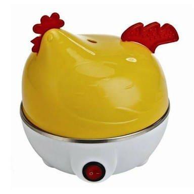 EVANA Kitchen Hen Egg Cooker Boiler Steamer Home Machine Egg Boiler With Egg Tray (Nordicware Microwave Egg Cooker compare prices)