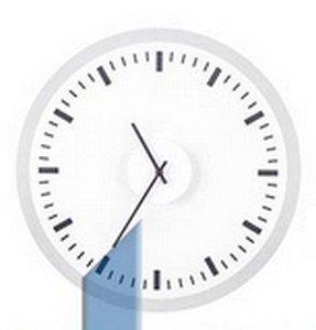 Mecanisme horloge stickers